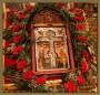 В кафедральный собор Архангельска перенесен старинный крест-мощевик
