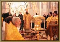 Епископ Даниил: «Никто не может отнять у нас веру»
