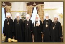 Епископ Архангельский и Холмогорский Даниил возведен в сан митрополита